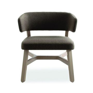 Croissant 402 lounge chair