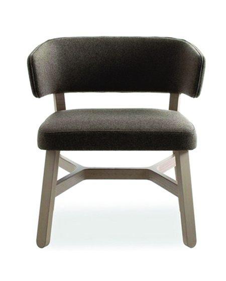 Croissant 402 lounge chair A
