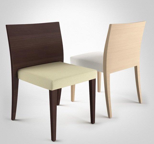 Glam wood 102 chair