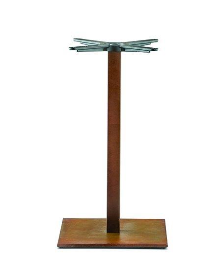 Inox 605 table base A
