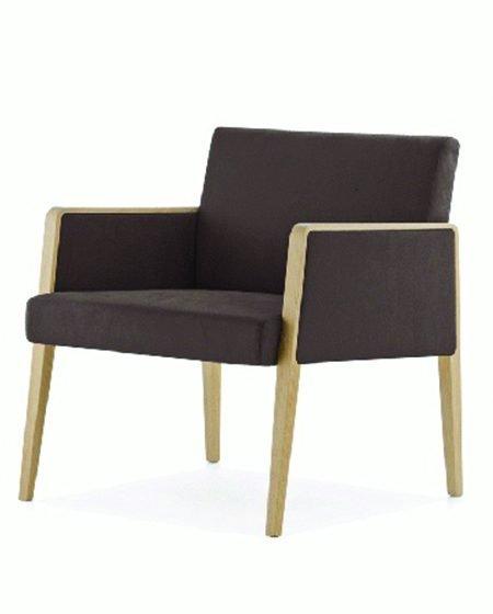 Jil 402 lounge chair A