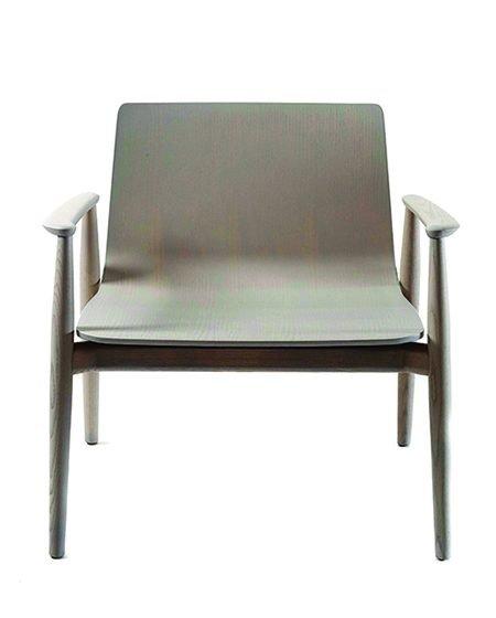 Malmö 401 lounge chair A