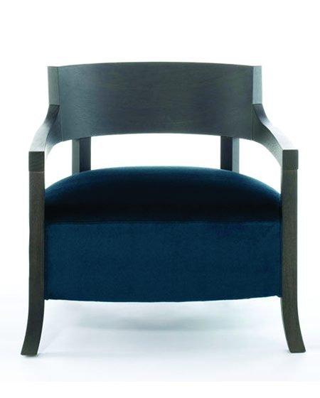 Aura 402 lounge chair A