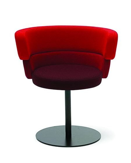 Dam 202 central base armchair A