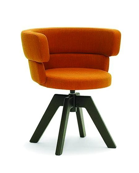 Dam 202 swivel armchair A