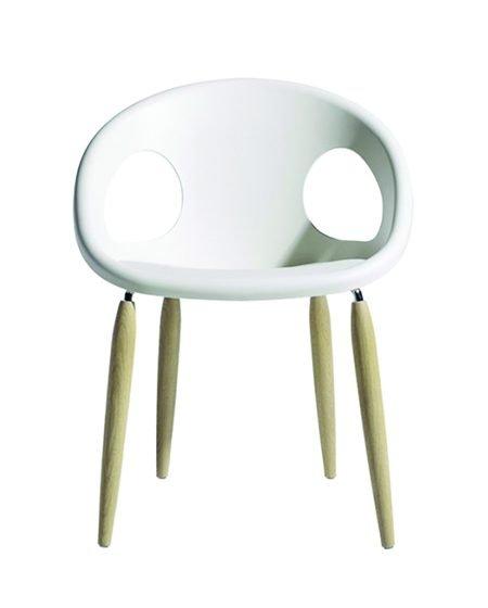 Natural Drop 203 armchair A