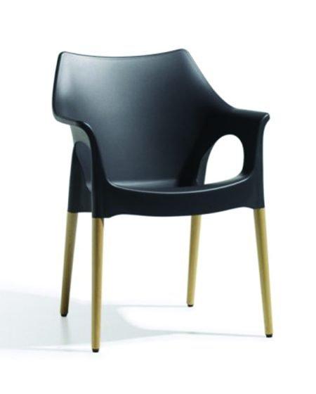 Natural Ola 203 armchair A