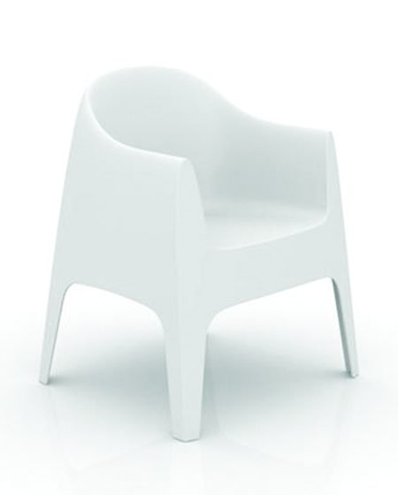 Solid 203 armchair A