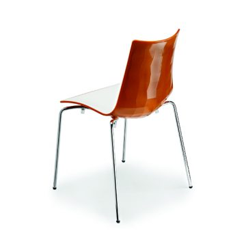 Zebra bicolour 103 chair