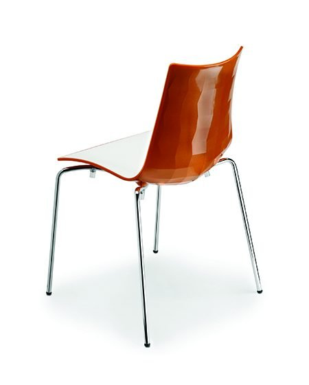 Zebra bicolour 103 chair A