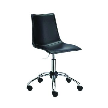 Zebra pop 102 chair with castors