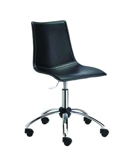 Zebra pop 102 chair wiht castors B