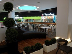 Braila Mall_Foodcourt_Bedesign contract