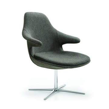 Loop 402 lounge chair