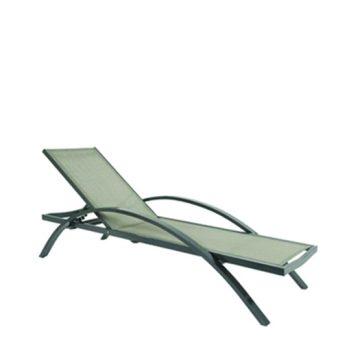 Comfort sunlounger