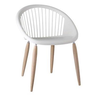 Natural Giulia 203 armchair