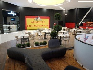 Bedesign Contract, Braila Mall